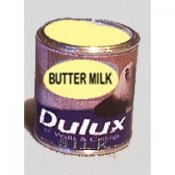Dulux paint yellow