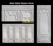 Relief wallpanel