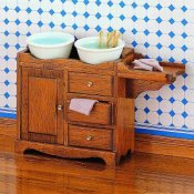 Dry sink with Drainer bowls are not included