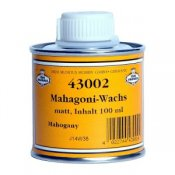 Fluid wax mahagony, 100ml