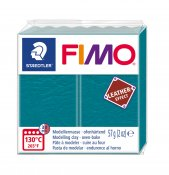Fimo leather 57 gr leather effect dollshouse roombox