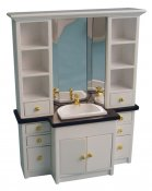 bathroom dollshouse