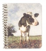 notebook cow