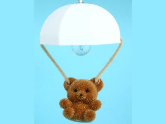 Cealinglight with teddy
