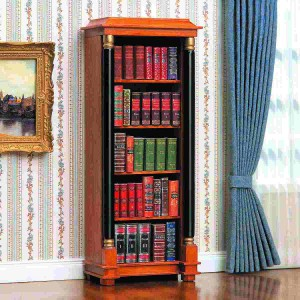 Bookcase, Biedermeier
