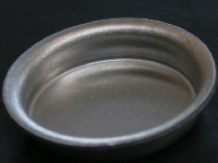 Bowl,metalic