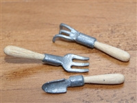 Garden handtools set of 3