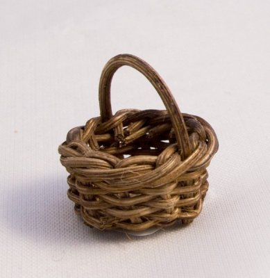 Baby Basket round, small