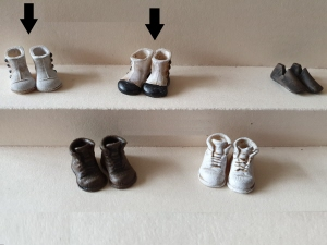Art of Mini, shoes