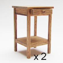 harrop, bedside table, 1:12