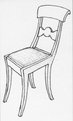 Elin Wägner chairs from Kotte Toys