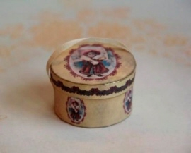 Art of Mini, hatbox