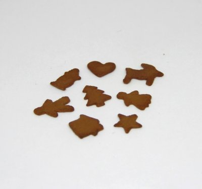 8 mixed gingerbreads - Sofia Zingmark