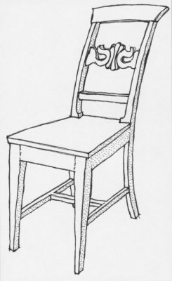 Chair from Kotte Toys