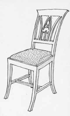 Lilje chair from Kotte toys