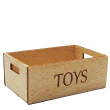 Toy box - kit from Jane Harrop