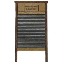 Jane Harrop, washboard